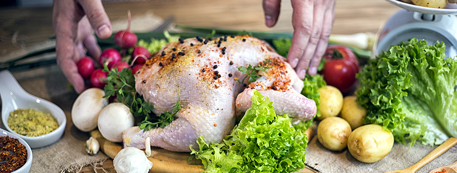 Follow These Basics of Holiday Food Safety