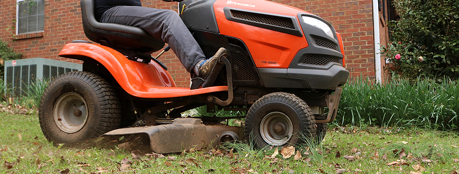 Crank up the Mower for Spring Lawn Clean-up