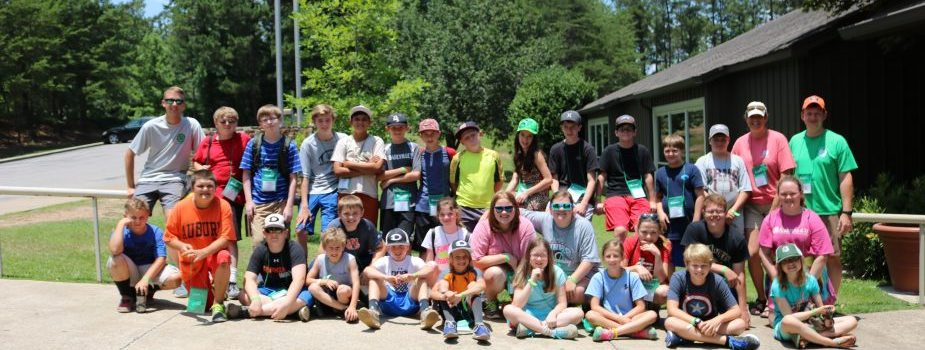 Alabama 4-H Summer Camp Registration Now Open