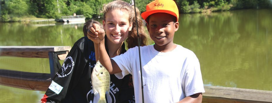 Let's Go Fishing! 4-H SportFishing Day is Friday, May 25th