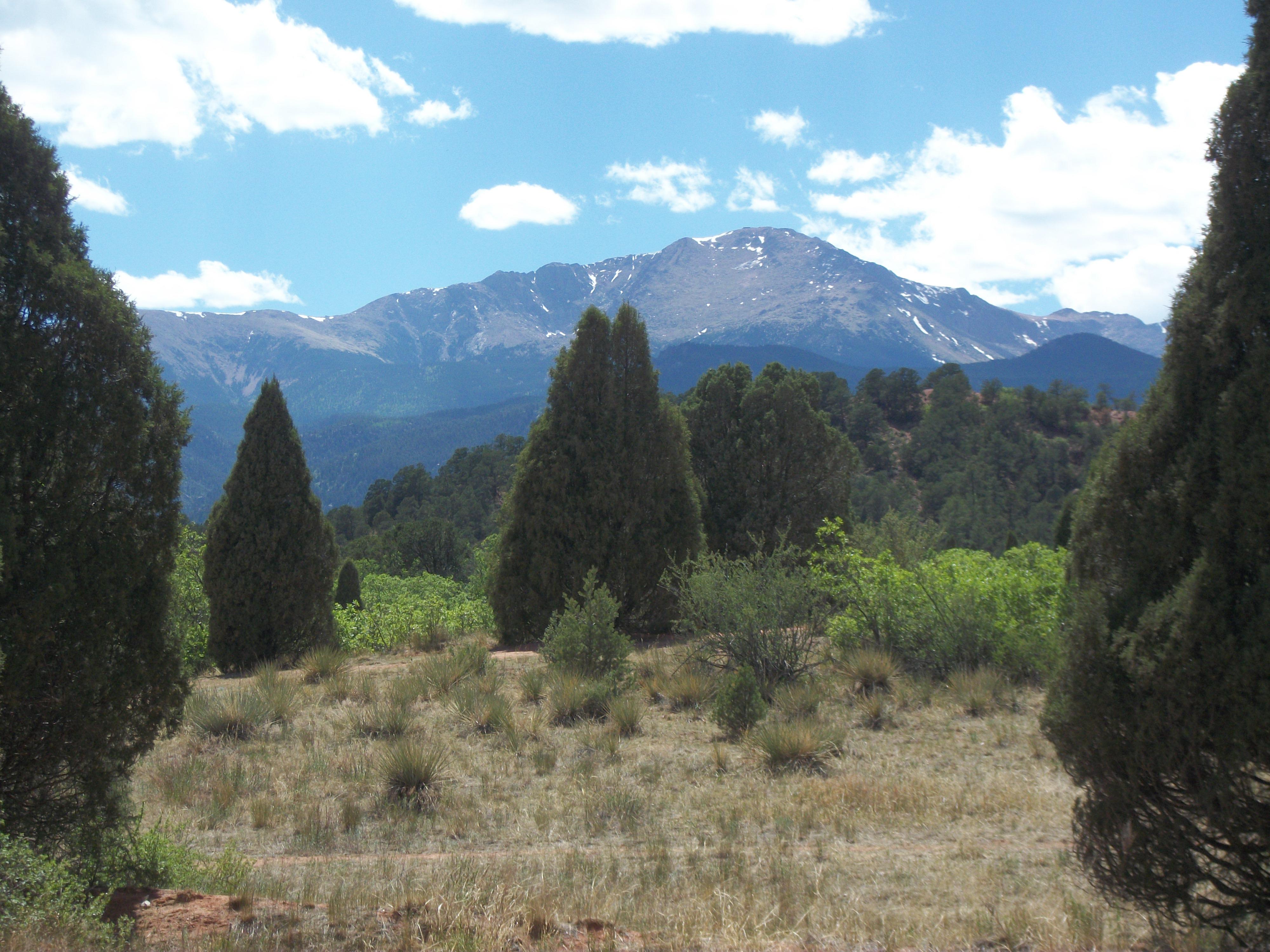 Pikes Peak, Colorado Springs, CO