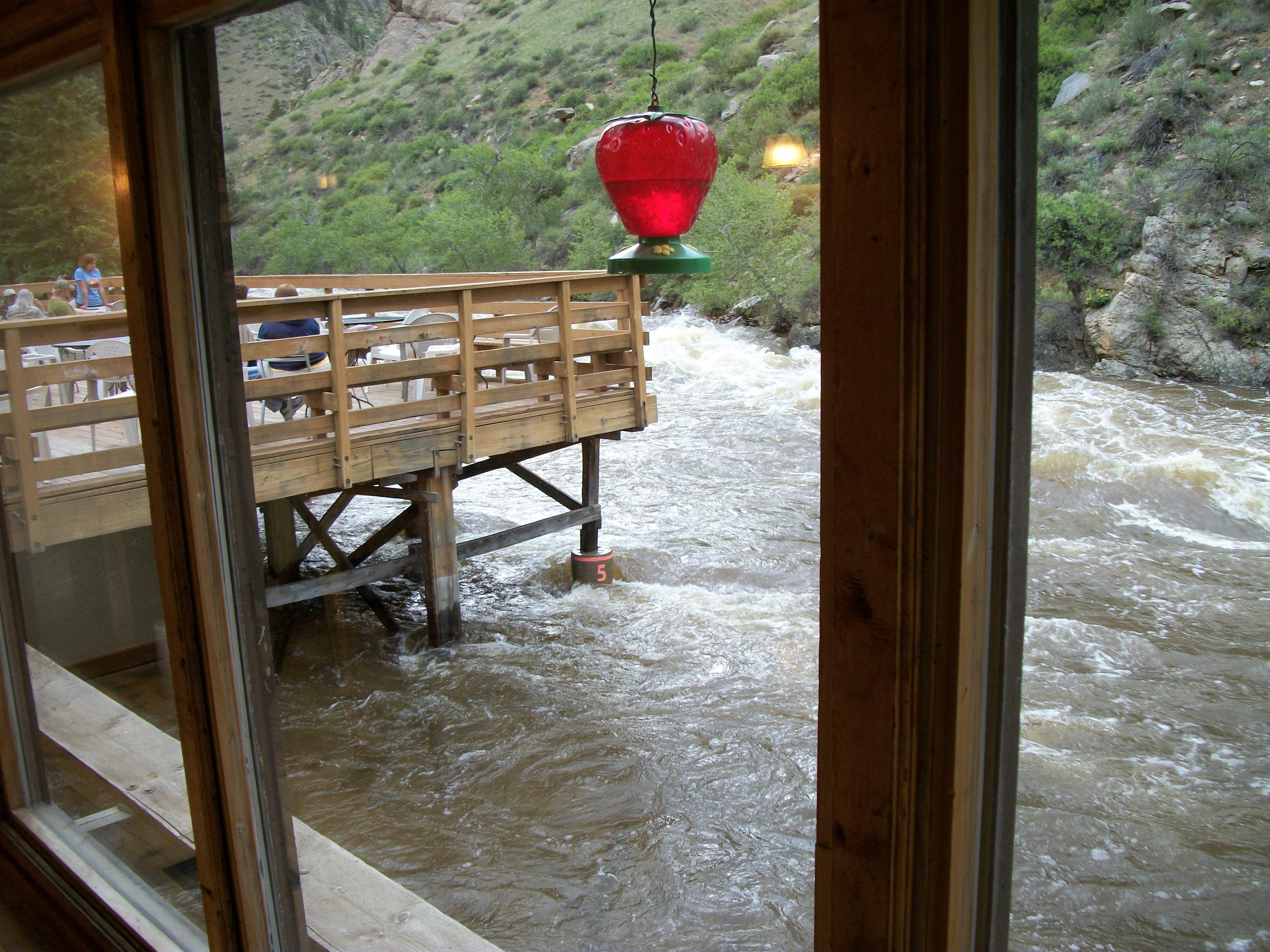 Mishawaka Inn, Pudre Canyon, CO